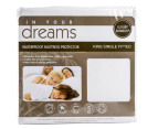 In Your Dreams Bamboo Mattress Protector - King Single 3