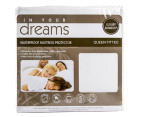 In Your Dreams Bamboo Mattress Protector - Queen 3