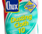 2x Chux Disposable Dusting Cloth 10pk 2