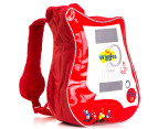 The Wiggles Birthday Guitar Backpack 2