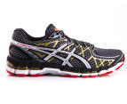 ASICS Men's Gel Kayano 20 - Black/White/Gold 1