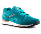 Reebok Men's GL 6000 - Teal/Brown/White 4