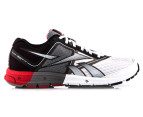 Reebok Men's One Cushion - White/Steel/Grey 1