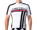 Castelli Free Short-Sleeved Jersey - White - XXXL 1