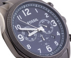 Fossil Men's Foreman Chronograph S/Steel Watch - Smoke 2