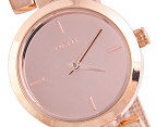DKNY Women's Mesh Band Watch - Rose-Tone 2