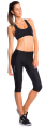 Track n Field Women's Compression Capri Tights 4