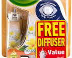 Air Wick Freshmatic i-Motion Compact Pack/FREE Diffuser Frangipani 13g  2