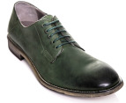Julius Marlow Men's Shock Shoe - Olive Green 4