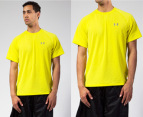 Men's Under Armour Tee SS - Starfruit 1