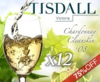 12 x Tisdall Chardonnay Cleanskin 2008 1