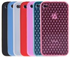 Random Silicone iPhone 4 Case 1