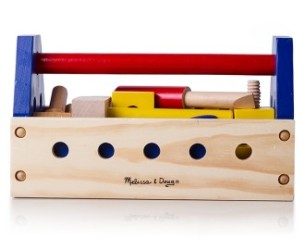 Melissa & Doug Classic Take-Along Tool Kit