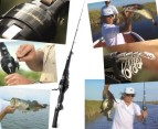 Instant Fisherman Portable Fishing Kit! 2