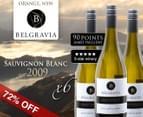 6 x Belgravia Sauvignon Blanc 2010 1