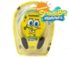 Colourful Kids' Headphones - SpongeBob 2