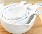 MasterChef 4 Measuring Cup Set - White 3