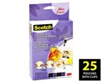 Scotch Self-Sealing Laminating Pouches 1