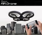 iPhone-Controlled Flying Quadricopter! 1