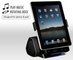 Grundig Rotating iPad Speaker Dock 1
