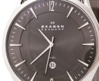 Skagen Mesh Steel Round Watch 2