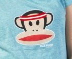 Paul Frank Workout Tee - Sky Blue 2