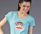 Paul Frank Workout Tee - Sky Blue 3