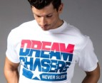 Men's Ecko T-Shirt - Dream Chasers White 2