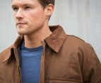 Dickies Washed Arctic Region Jacket- Brown 3