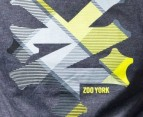 Zoo York Men's Logo Tee in Grey Haze 3