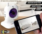 Apexis IP Wireless Security Camera 1