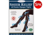 5 x Kolotex Sheer Relief 1