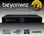 Beyonwiz DP-P2 Set Top Box PVR w 500GB HDD 1
