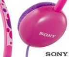 Sony Kids Pink Headphones 3
