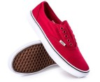 Vans Era Laceless - Red/White 3
