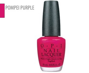 OPI Nail Lacquer - Pompei Purple