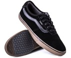 Men's Vans Rowley SPV - Black/Gum 3