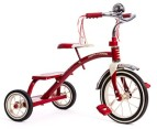 Radio Flyer Classic Red Dual Deck Tricycle 1