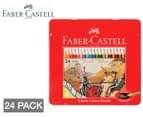 Faber-Castell Classic Colour Pencils 24-Pack 1