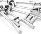 Giant 20cm Key Chain with Peace Keys 2