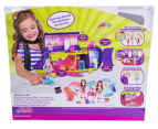 Mattel Polly Pocket Adventure Jet 3