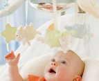 Fisher-Price Lil Lamb Cradle Swing 3
