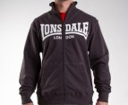 Lonsdale Men's SML Graphite Datchet Jacket 2