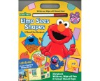 Sesame Street Elmo Sees Shapes 1