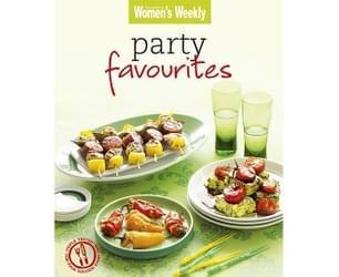 Australian Women's Weekly Party Favourites