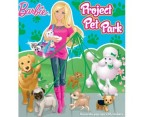 Barbie Project Pet Park Pop-up Book 1