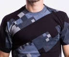 Hurley Men's Square T-Shirt - Black 3