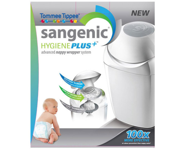 tommee tippee nappy bin instructions